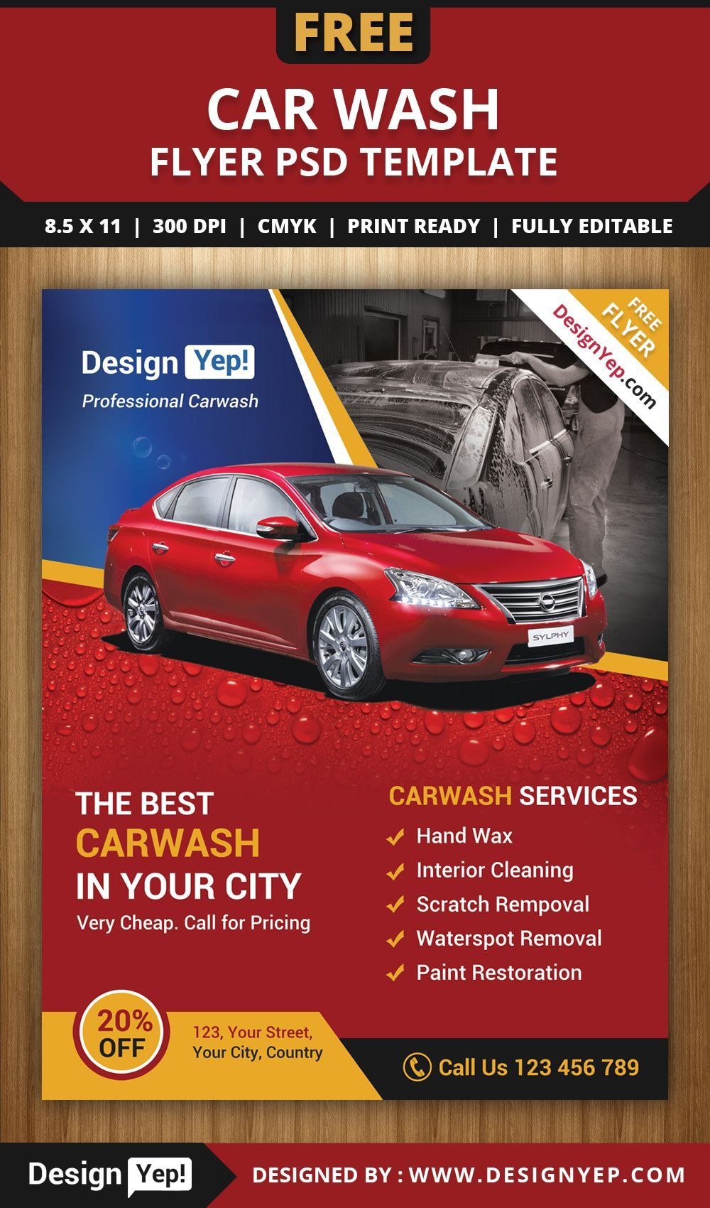 001 Imposing Car Wash Flyer Template Picture  Free Fundraiser DownloadFull