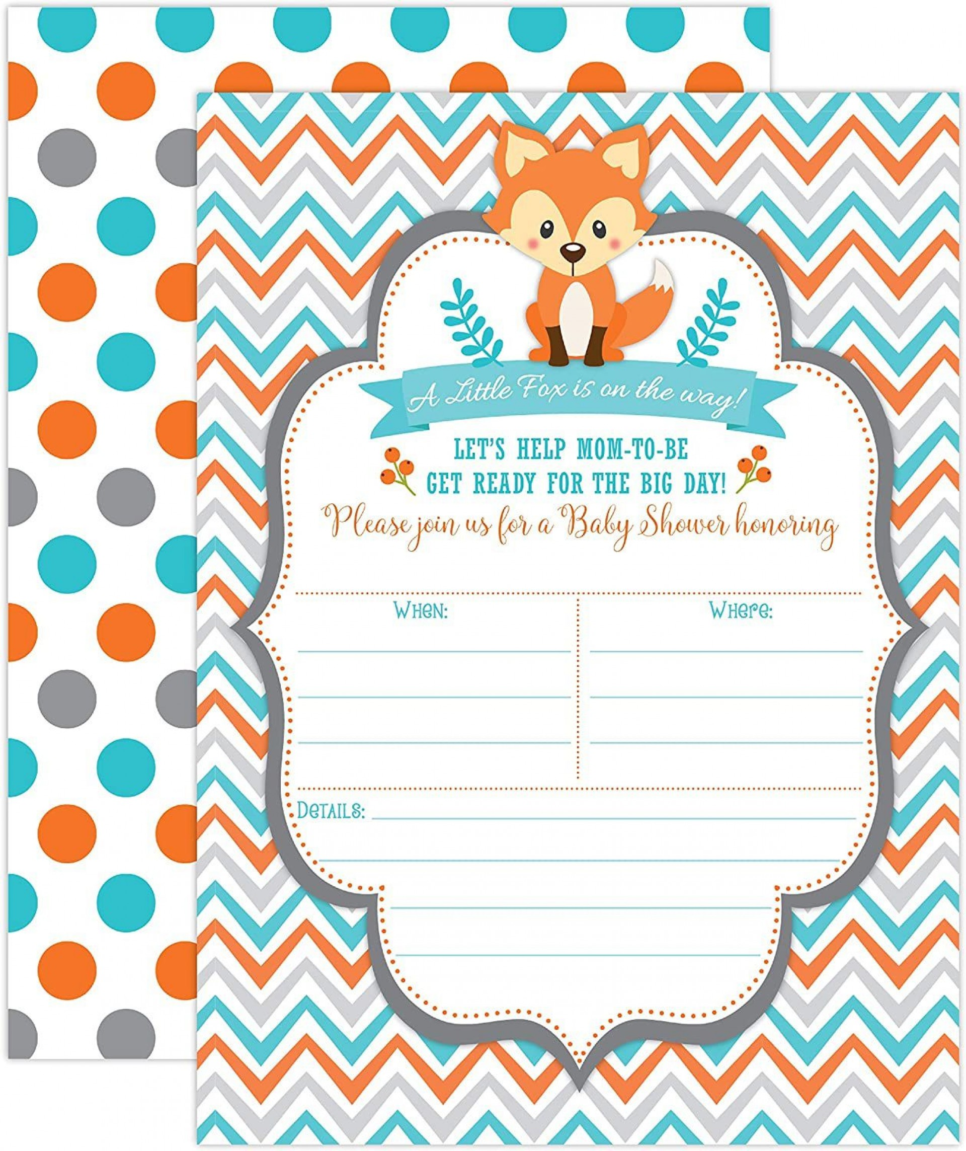 001 Imposing Free Baby Shower Invitation Boy Highest Clarity  For Twin And Girl Printable1920