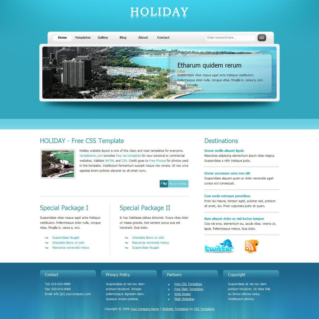 001 Imposing Free Web Template Download Html And Cs Idea  Css Website Responsive Jquery For It CompanyLarge