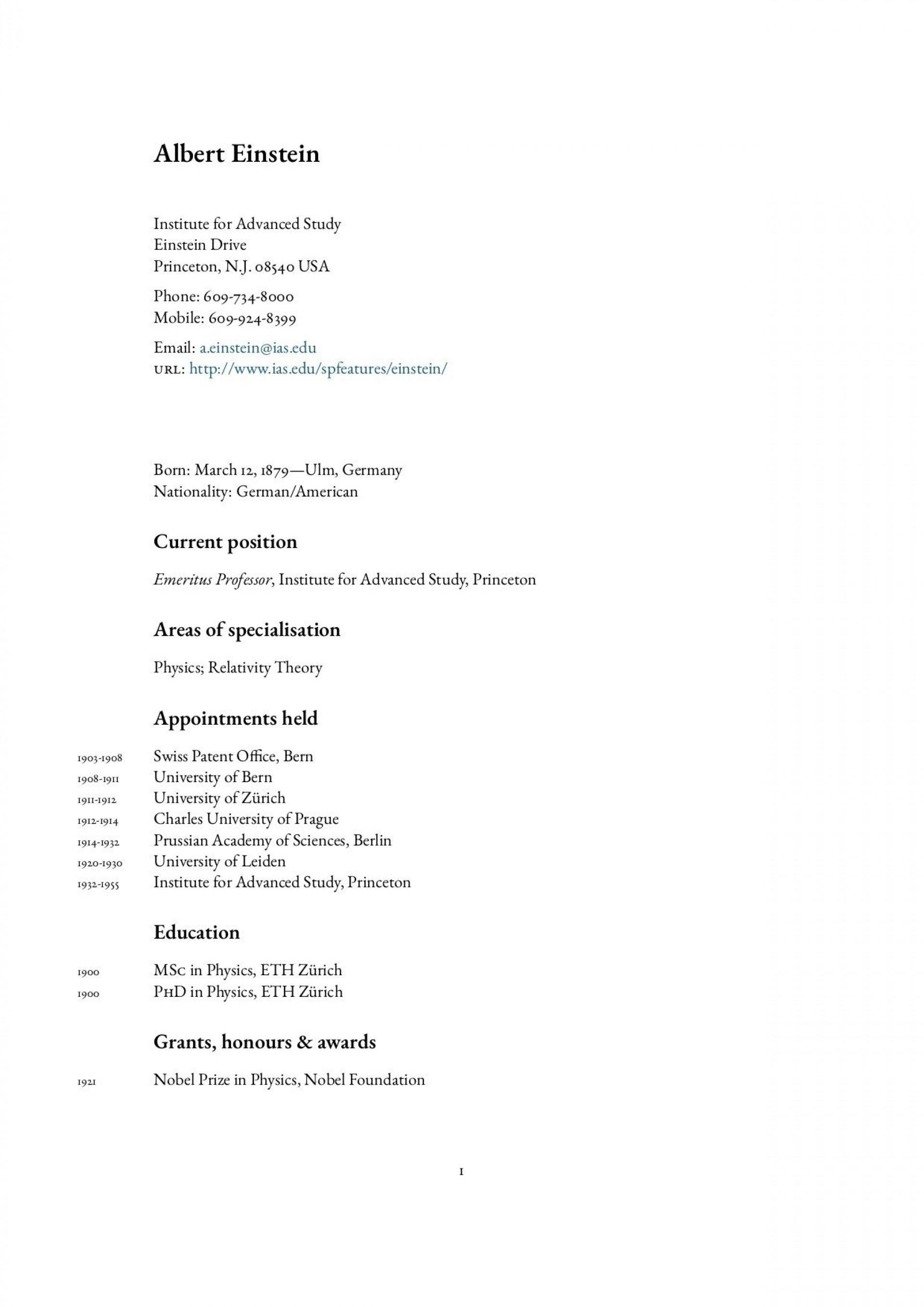 001 Imposing Graduate School Curriculum Vitae Template Picture  For Application Resume Format1920