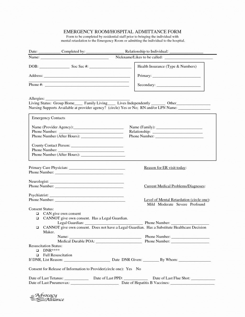 001 Imposing Hospital Discharge Form Template Picture  PatientLarge