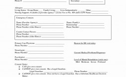001 Imposing Hospital Discharge Form Template Picture  Patient