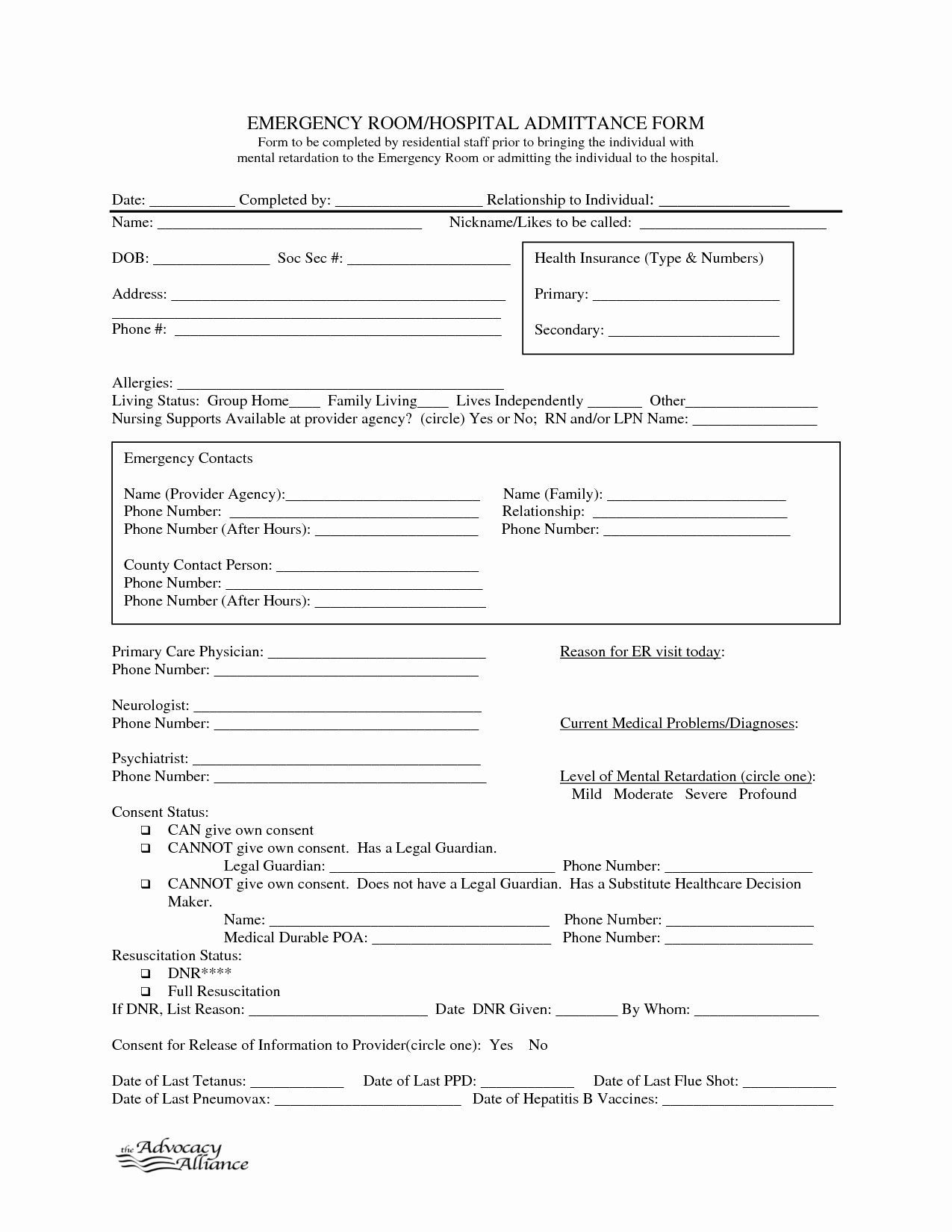 001 Imposing Hospital Discharge Form Template Picture  PatientFull