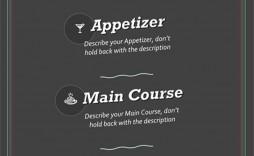 001 Imposing Restaurant Menu Template Free Download Idea