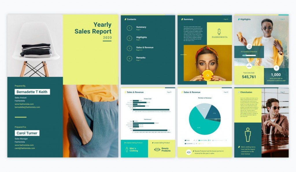 001 Impressive Annual Report Design Template  Templates Word Timeles Free Download InLarge