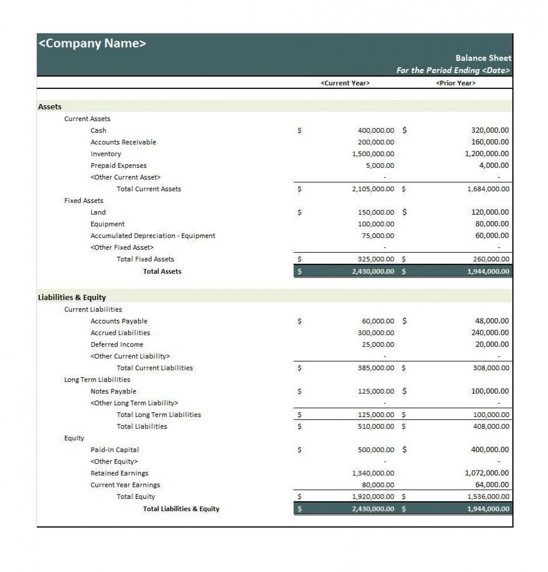 001 Impressive Basic Balance Sheet Template Example  Simple Free For Self Employed Uk1920