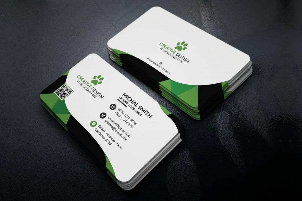 001 Impressive Free Adobe Photoshop Busines Card Template High Resolution  Templates DownloadLarge