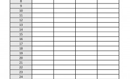 001 Impressive Free Employee Sign In Sheet Template Example  Printable Visitor Temperature Log Time
