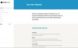 001 Impressive Freelance Web Developer Proposal Template Picture