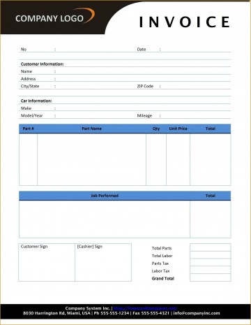 001 Impressive Microsoft Excel Invoice Template Free Highest Clarity  Service Download360