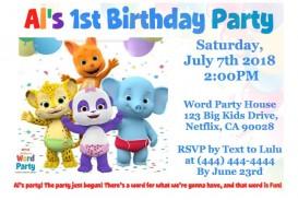 001 Impressive Microsoft Word Birthday Invitation Template High Resolution  Editable 50th 60th