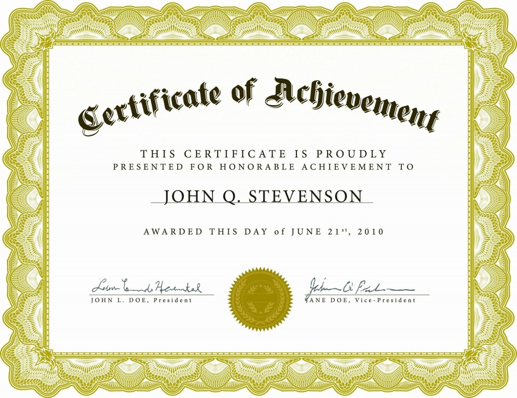 001 Impressive Microsoft Word Certificate Template Design  2003 Award M Appreciation Of AuthenticityLarge