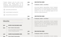 001 Impressive One Page Resume Template Idea  Templates Microsoft Word Free