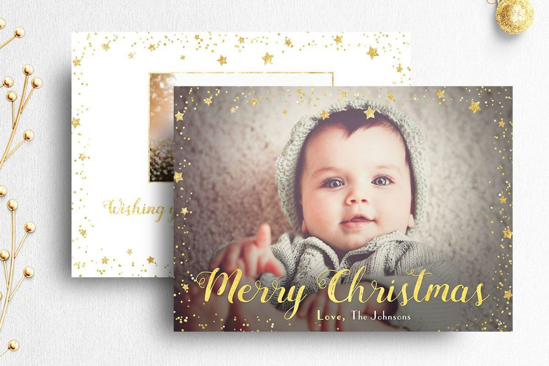 001 Impressive Photoshop Christma Card Template Inspiration  Templates Xma Funny1920