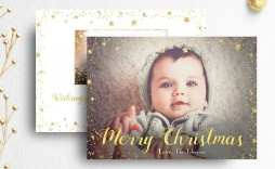 001 Impressive Photoshop Christma Card Template Inspiration  Templates Xma Funny
