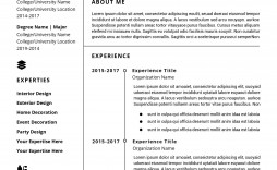 001 Impressive Professional Resume Template Word Picture  Microsoft Download Free 2010 2019