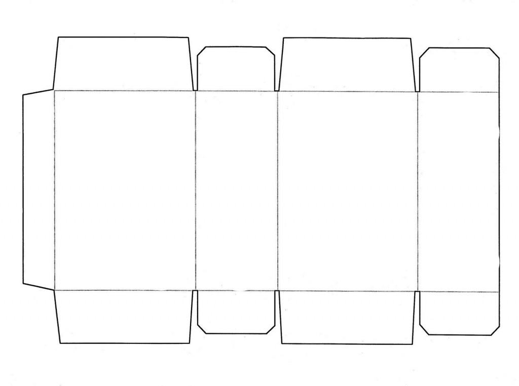 001 Impressive Square Box Template Free Printable Idea Large