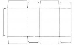 001 Impressive Square Box Template Free Printable Idea