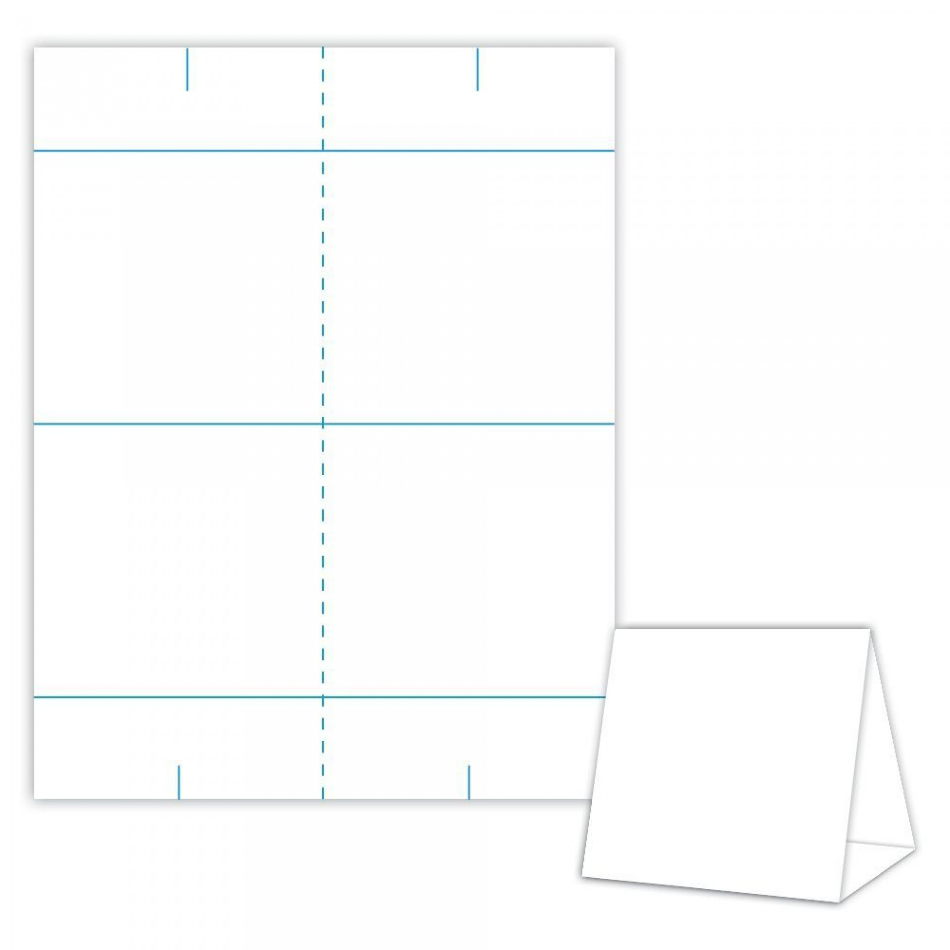 001 Impressive Tri Fold Table Tent Template Idea  Card Word Free1920
