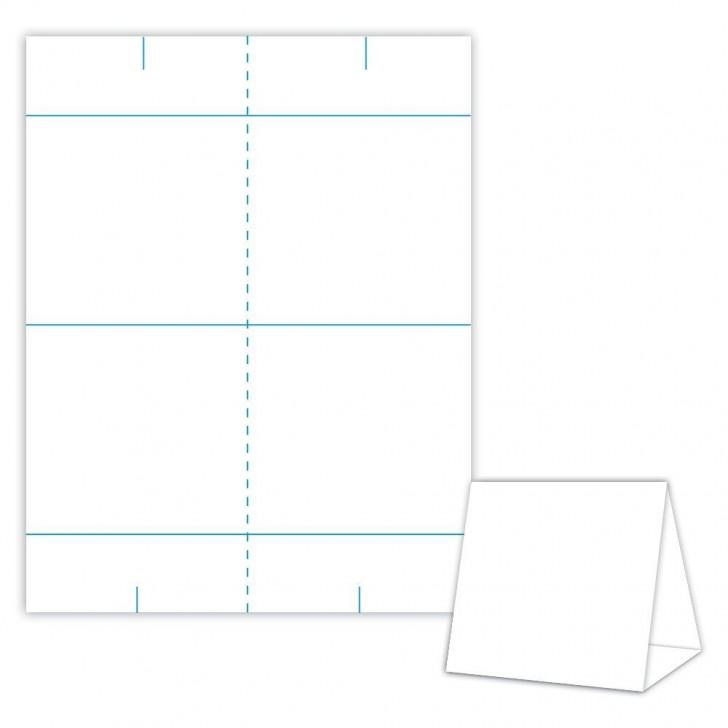 001 Impressive Tri Fold Table Tent Template Idea  Free Word728