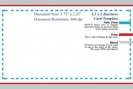 001 Incredible Blank Busines Card Template Photoshop Image  Free Download Psd
