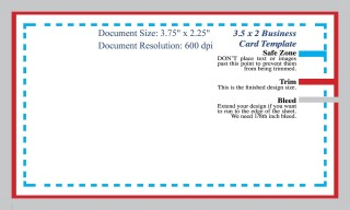 001 Incredible Blank Busines Card Template Photoshop Image  Free Download Psd320