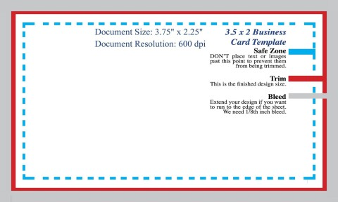 001 Incredible Blank Busines Card Template Photoshop Image  Free Download Psd480
