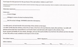 001 Incredible Car Bill Of Sale Template Example  Ontario Free For Georgia Word