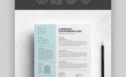 001 Incredible Download Elegant Resume Template Microsoft Word Photo