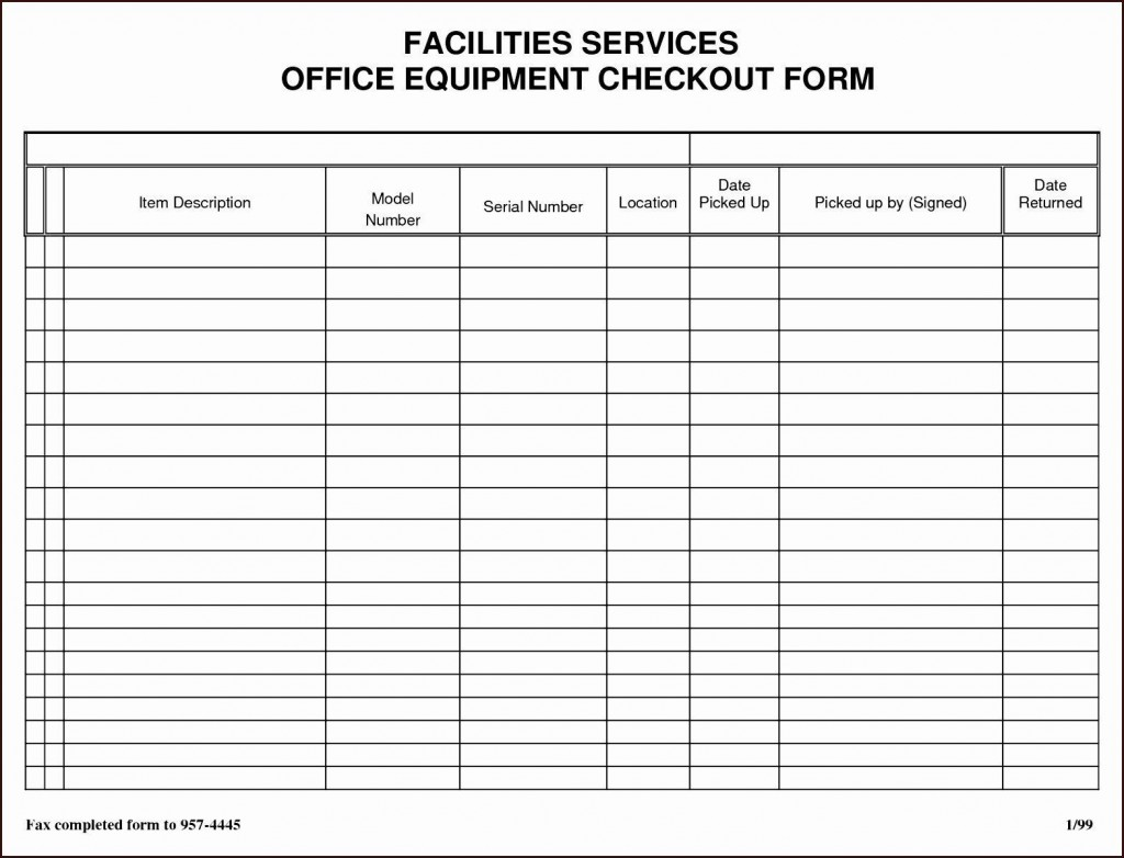 001 Incredible Equipment Sign Out Sheet Template Concept  Pdf Free PrintableLarge