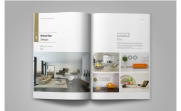 001 Incredible Interior Design Portfolio Template Concept  Ppt Free Download Layout