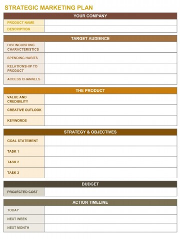 001 Incredible Strategic Planning Template Excel Free Example 360