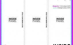001 Incredible Tri Fold Menu Template Highest Quality  Templates Restaurant Tri-fold Food Free Psd