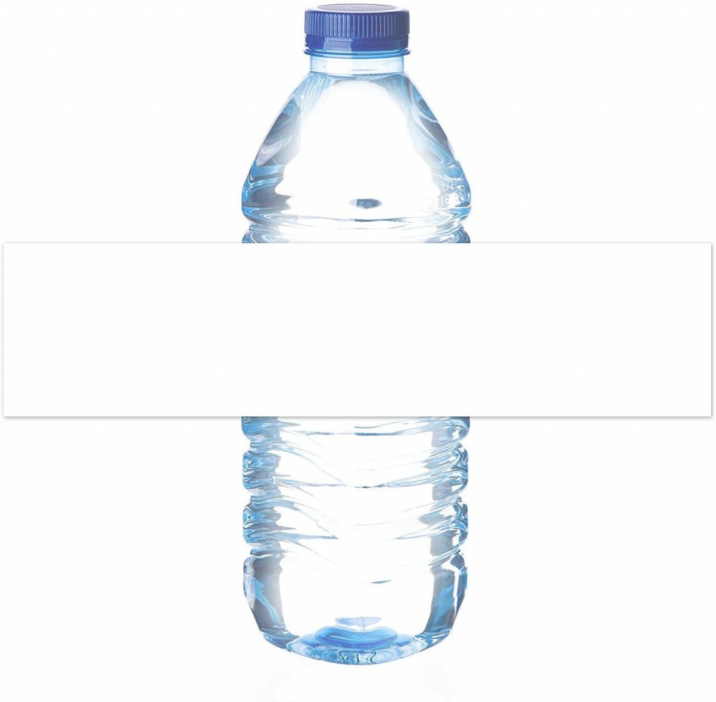 001 Incredible Water Bottle Label Template Inspiration  Free Photoshop Baby Shower PsdLarge