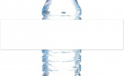 001 Incredible Water Bottle Label Template Inspiration  Free Photoshop Baby Shower Psd