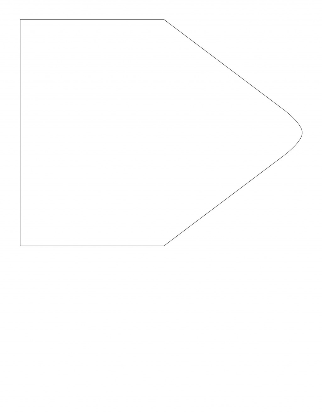 001 Magnificent A7 Envelope Liner Template Example  Printable Illustrator FreeLarge