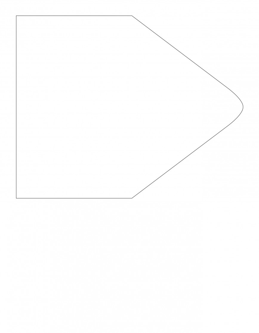001 Magnificent A7 Envelope Liner Template Example  Illustrator Square Printable
