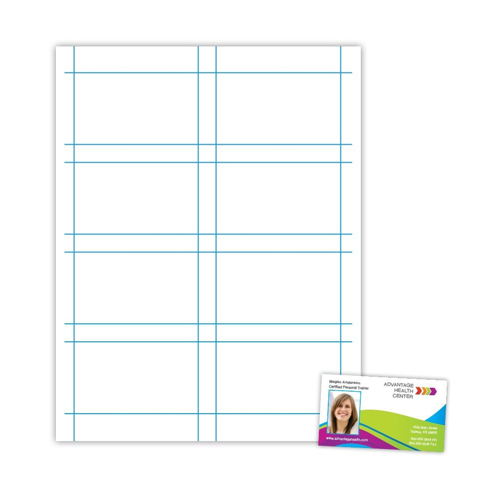 001 Magnificent Blank Busines Card Template Word High Resolution  Vertical Microsoft 2013 AveryFull