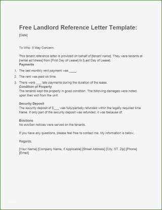 001 Magnificent Free Reference Letter Template For Landlord High Definition  Rental320