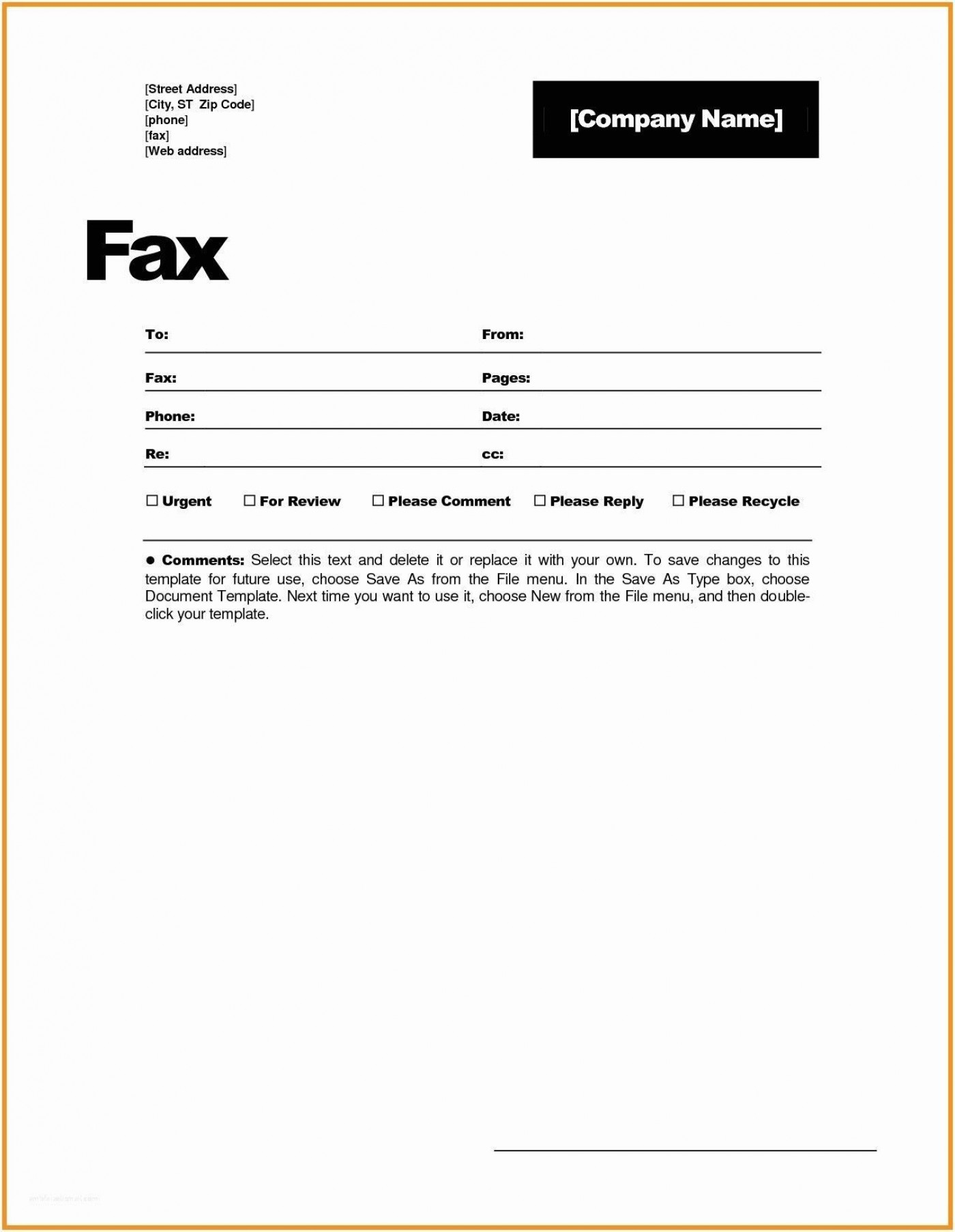 001 Magnificent General Fax Cover Letter Template Photo  Sheet Word Confidential Example1400