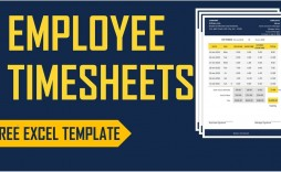 001 Magnificent Multiple Employee Timesheet Template High Definition  Schedule Job Excel