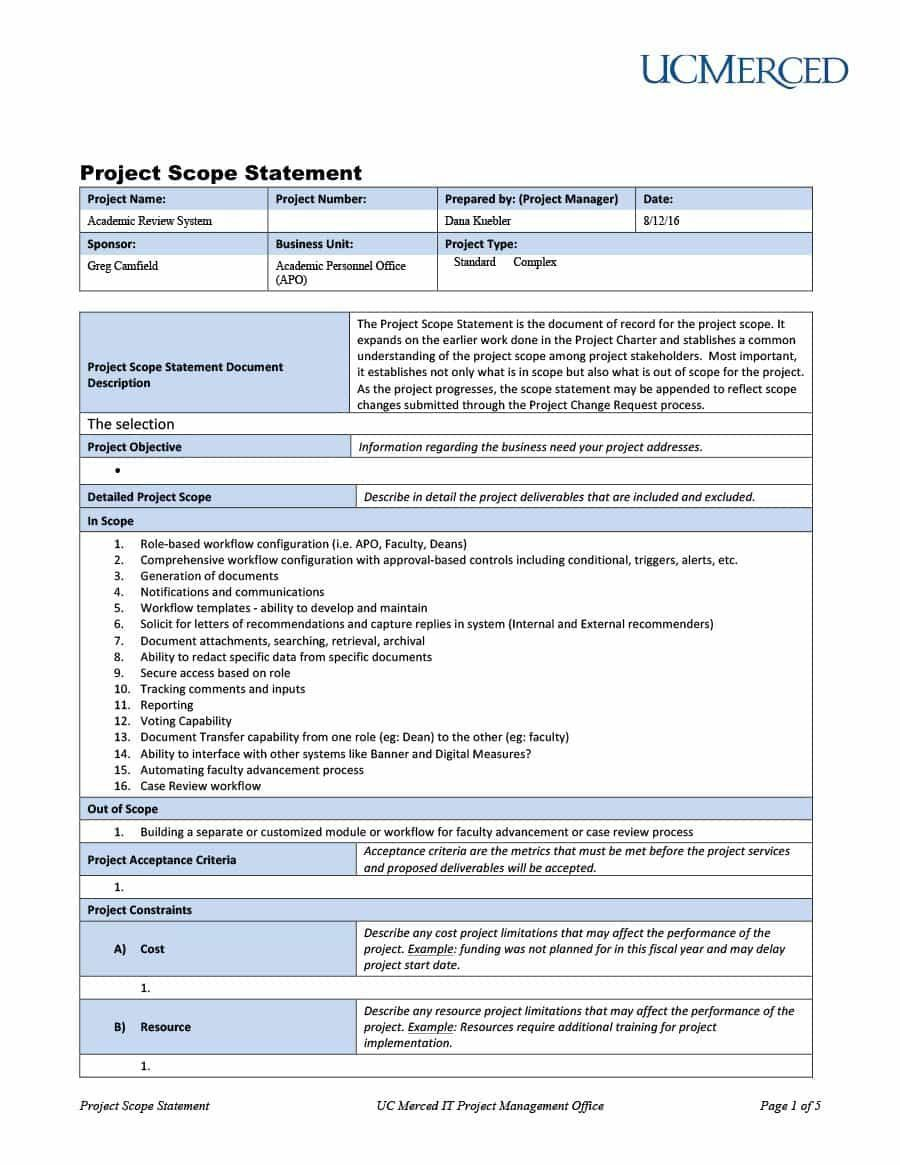 001 Magnificent Project Management Report Template Word Image  Free StatuFull