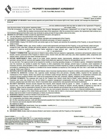 001 Magnificent Property Management Contract Template Uk Sample  Free Agreement Commercial360