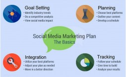 001 Magnificent Social Media Marketing Plan Template 2018 High Definition