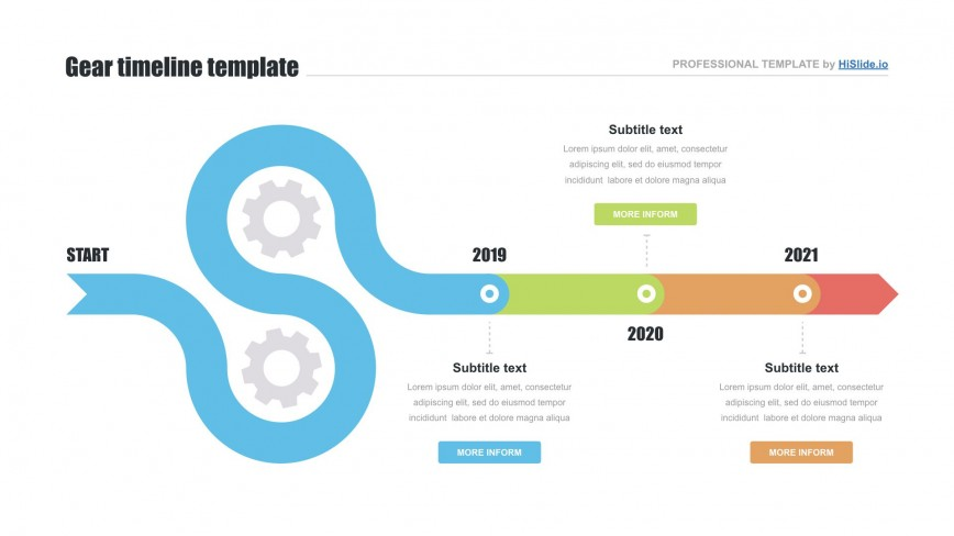 Timeline Template For Powerpoint Addictionary