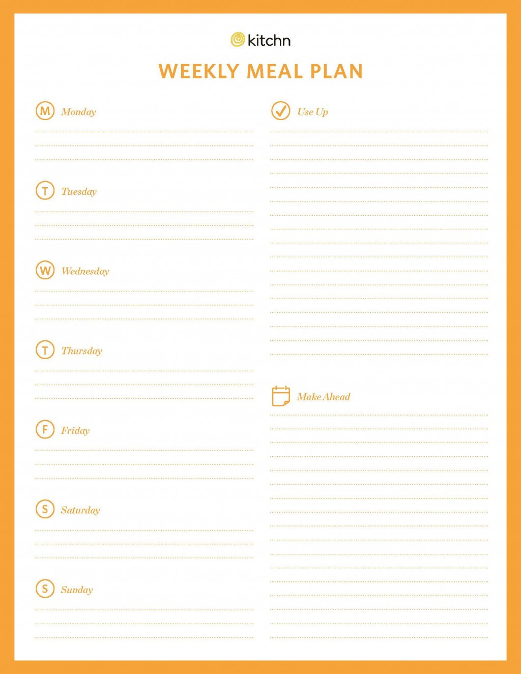 001 Magnificent Weekly Eating Plan Template High Definition  Food Planner Excel Meal DownloadLarge