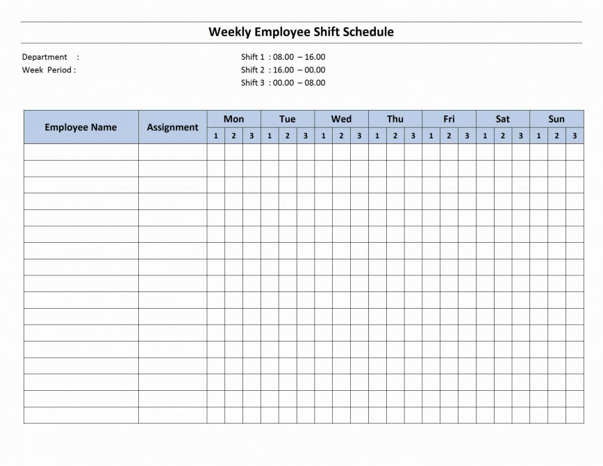 001 Magnificent Work Schedule Format In Excel Download Inspiration  Order Template Free868