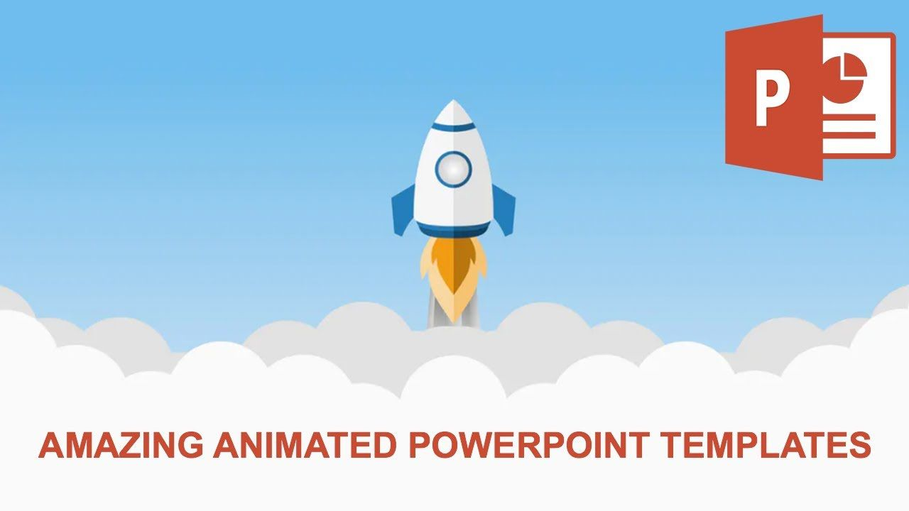 001 Marvelou Animated Powerpoint Template Free Download 2016 Example  3dFull