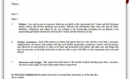 001 Marvelou Busines Partnership Separation Agreement Template Highest Quality  Partner Termination