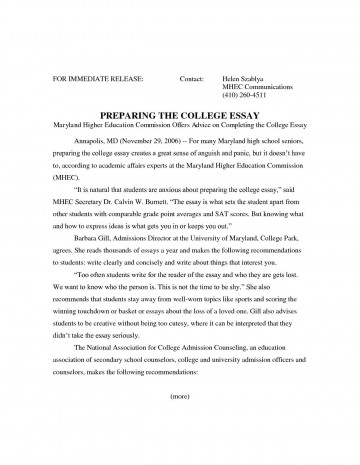 001 Marvelou College Application Essay Outline Example Image  Admission Format Heading Narrative Template360